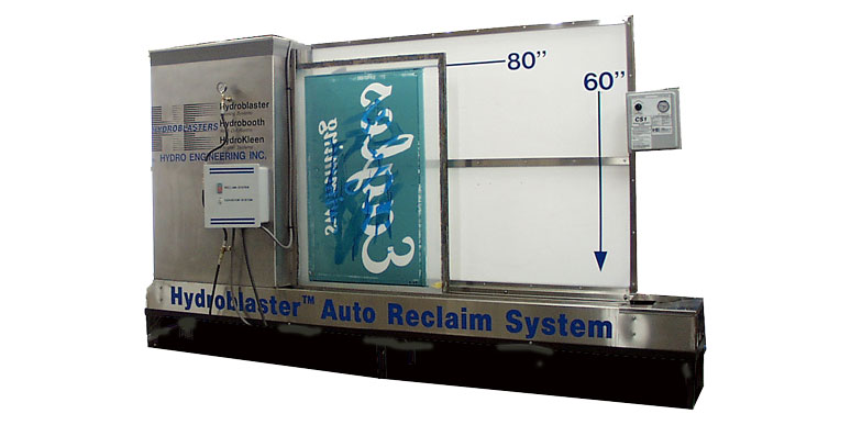 Automatic Screen Reclaim