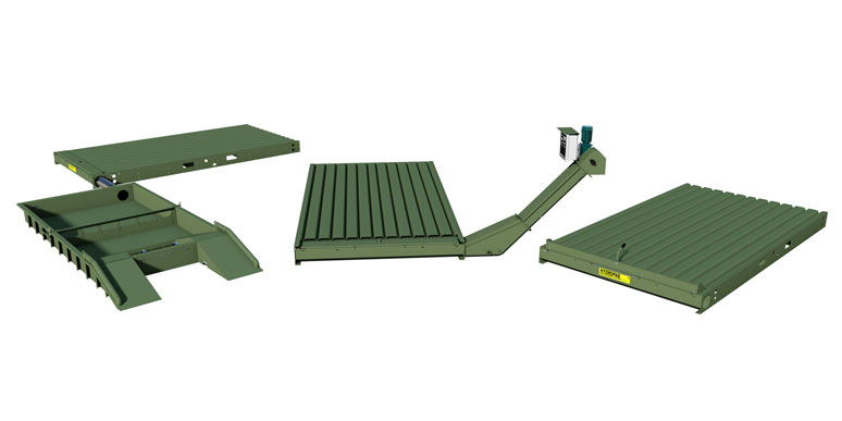 Hydropad Gutter Attachments