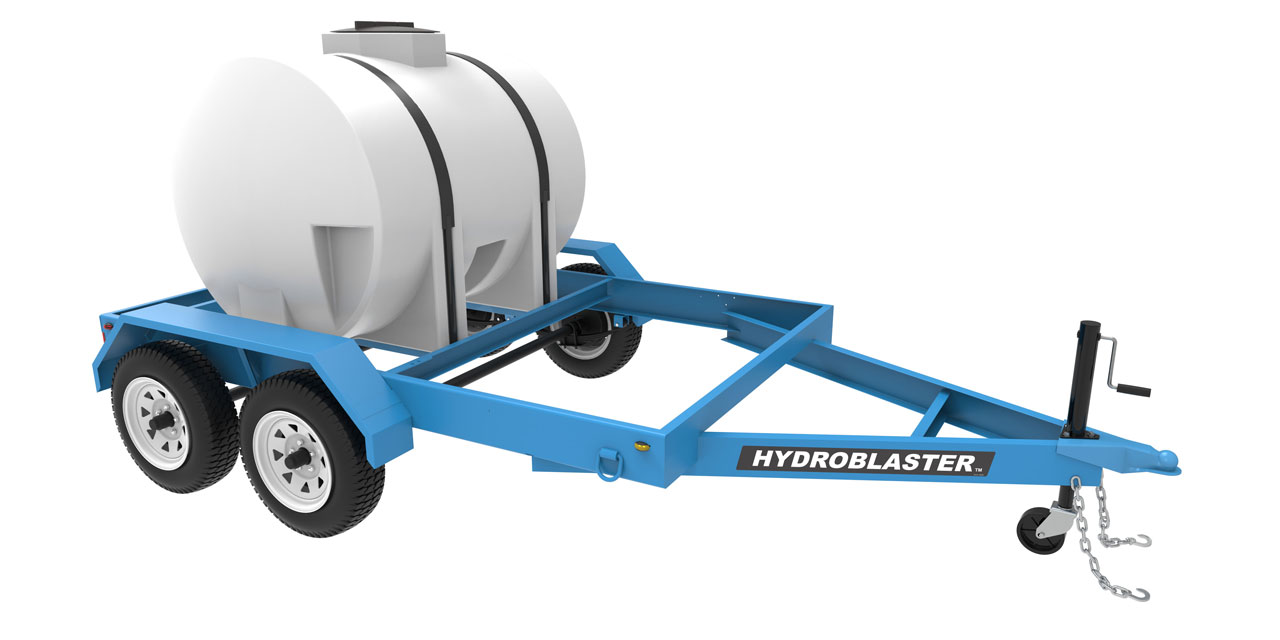Trailers for Pressure Washers