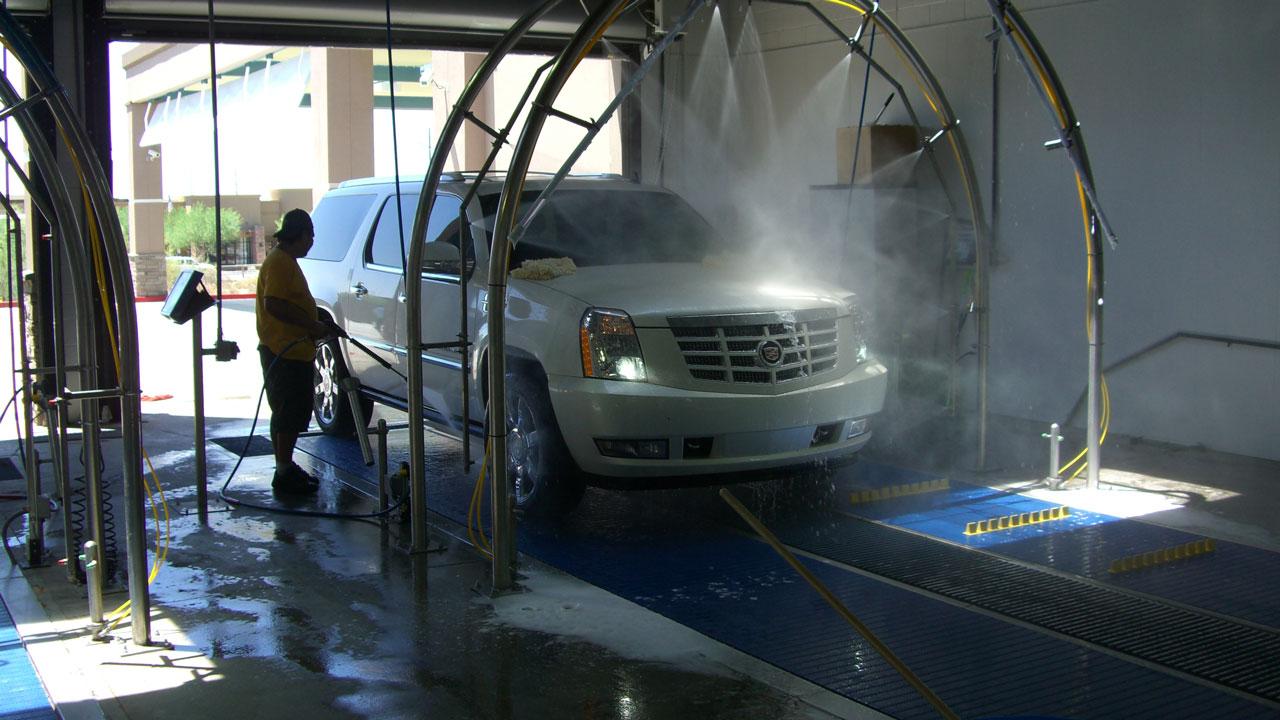 Car Wash Filtration Case Study