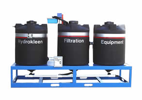 oil water seperators, water recyclers, water filtration