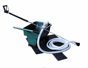 Self Cleaning Gutters