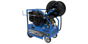 Pressure Washers | Industrial | Portable | Stationary
